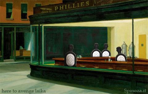 Hopper - bersagli
