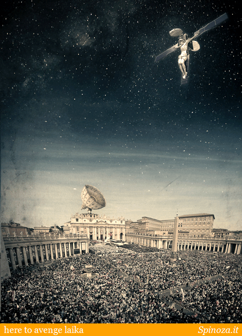 San Pietro - by Here to avenge Laika