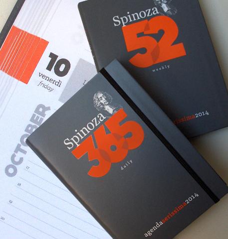 Agenda Serissima - Spinoza 2014